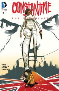 Constantine - The Hellblazer #003