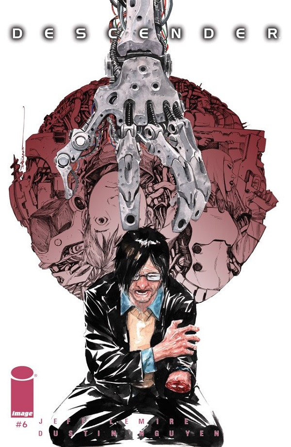 Descender 006 - Dustin Nguyen