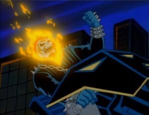Fantastic Four TAS 1994 Ghost Rider