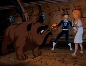 Fantastic Four TAS 1994 Inhumans
