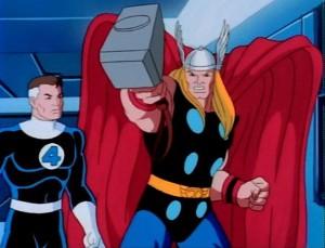 Fantastic Four TAS 1994 Thor