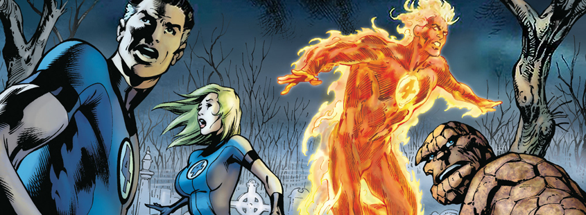 Fantastic Four de Hickman