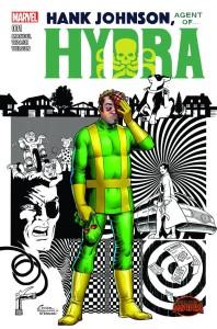 Hank Johnson, Agent of Hydra 001