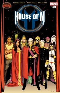 House of M 001