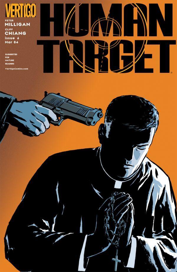 Human Target (2003) 006