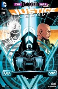Justice League #043