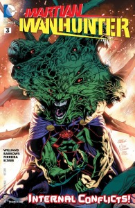 Martian Manhunter #003