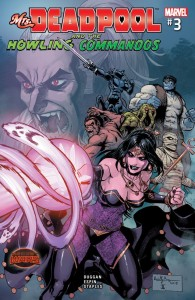 Mrs Deadpool and the Howling Commandos 003