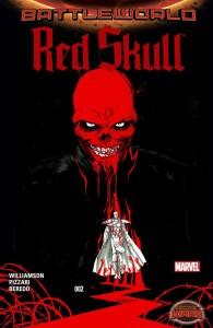 Red Skull 002