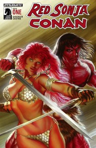 Red Sonja Conan 001