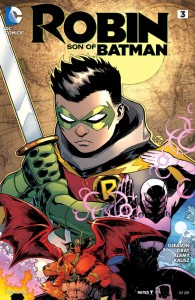 Robin - Son of Batman #003
