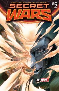 Secret Wars 005