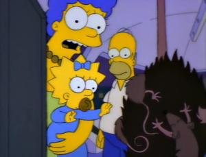 Simpsons zarigüeyas
