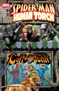 Spider-Man - Human Torch 002