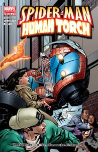 Spider-Man - Human Torch 003