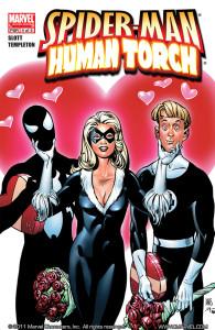 Spider-Man - Human Torch 004