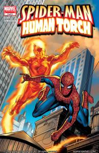 Spider-Man - Human Torch 005