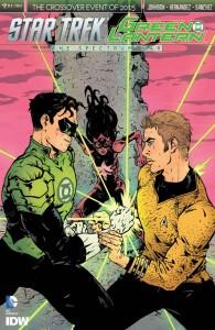 Star Trek Green Lantern 002