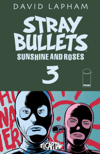 Stray Bullets - Sunshine and Roses 003
