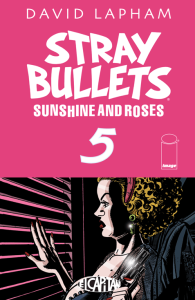 Stray Bullets - Sunshine and Roses 005