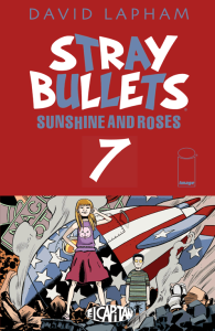 Stray Bullets - Sunshine and Roses 007