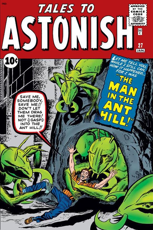 Tales to Astonish 027