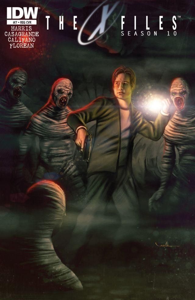 The X-Files: Season 10 #7