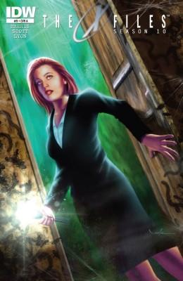 The X-Files Season 10 #9