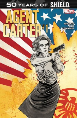 Agent Carter - 50 years of SHIELD 001