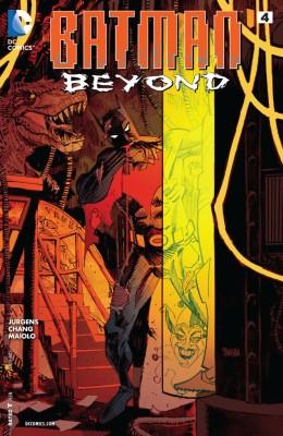 Batman Beyond #04