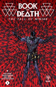Book of death Fall of Ninjak 001