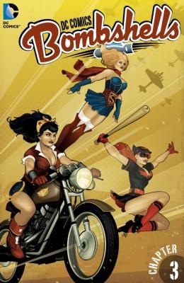 DC Comics Bombshells #03
