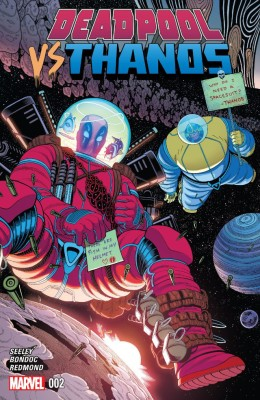 Deadpool vs Thanos 002