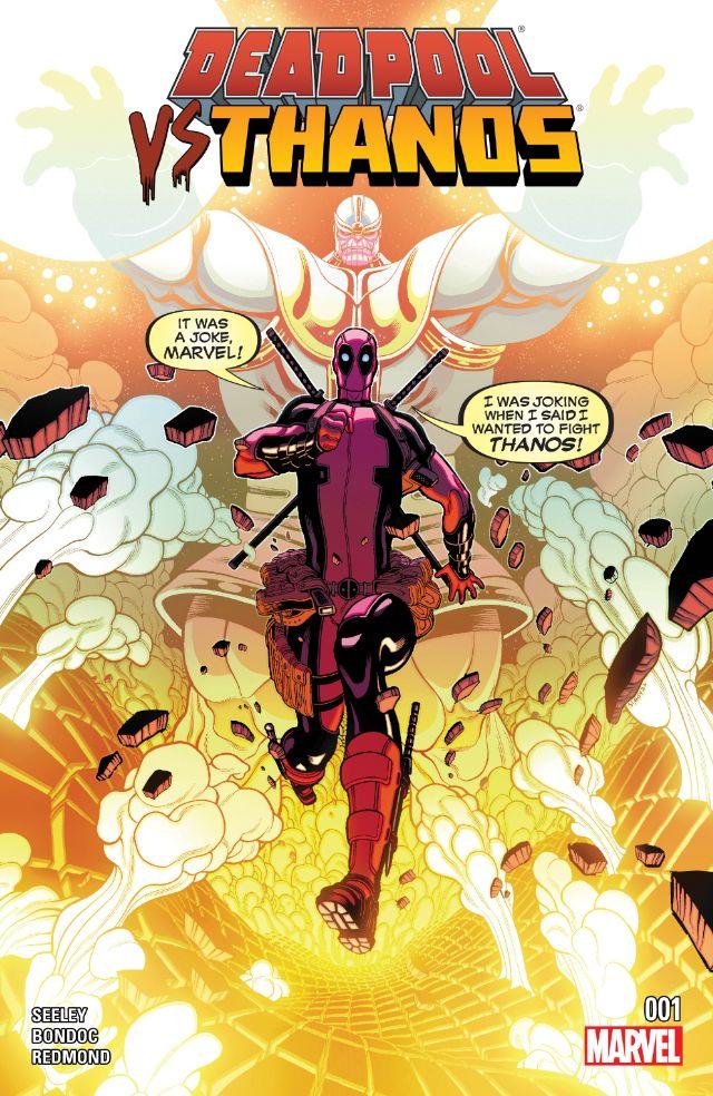 Deadpool vs.Thanos 001
