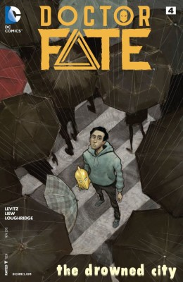 Doctor Fate 004
