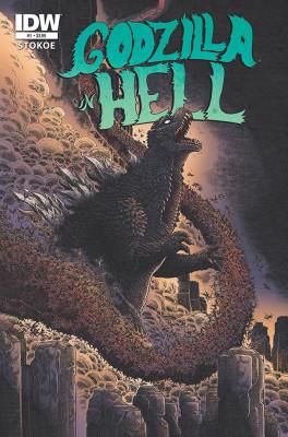 Godzilla in Hell 001