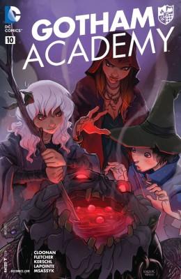 Gotham Academy 10