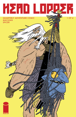 HEAD LOPPER #001