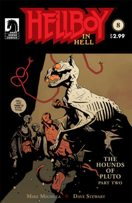 Hellboy in Hell #8
