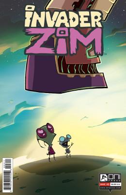 Invader Zim #3