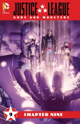 Justice League - Gods and Monsters 009