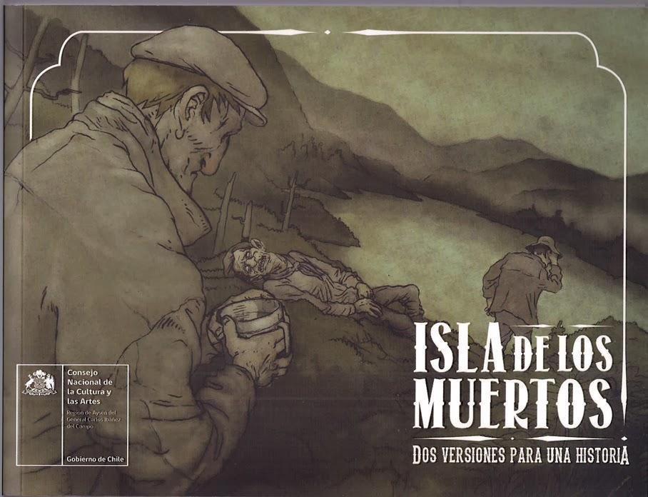 Isla de los Muertos - Dos versiones para una historia