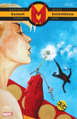 Miracleman by Gaiman & Buckingham 002