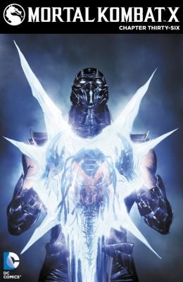 Mortal Kombat #36