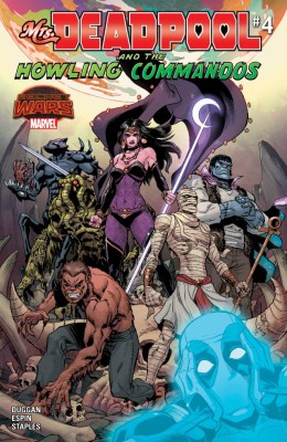 Mrs. Deadpool and the Howling Commandos 004