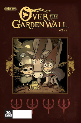 Over the Garden Wall #2