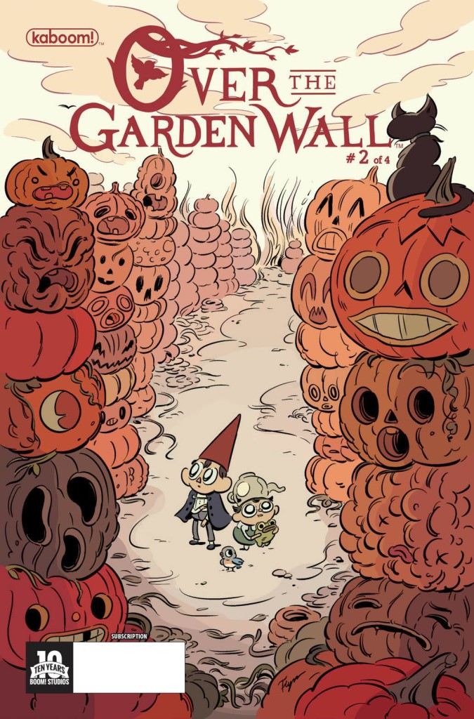 Over the Garden Wall #2 o'byrne