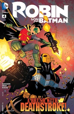 Robin Son of Batman 004