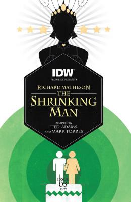 The Shrinking Man #3