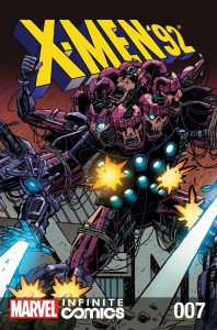 X-Men '92 007